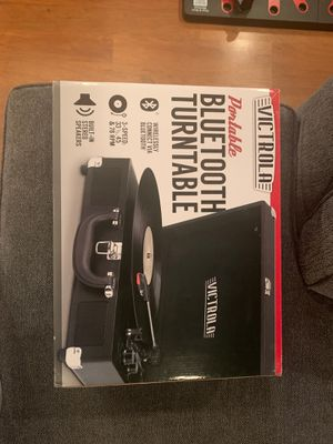 Bluetooth Turntable Brand New for Sale in Lancaster, NY