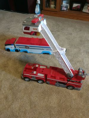 Paw Patrol Vehicles for Sale in Willow Spring, NC