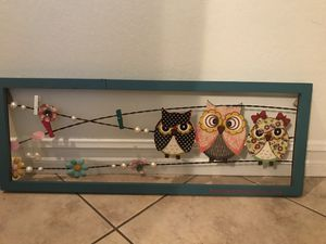 Owl Home Decor for Sale in Whittier, CA