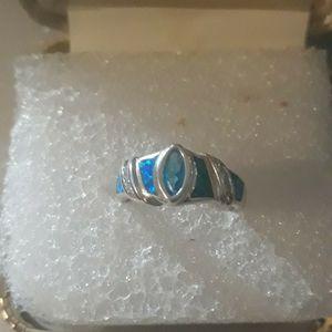 Opal Cz Ring 925 for Sale in Avondale, AZ