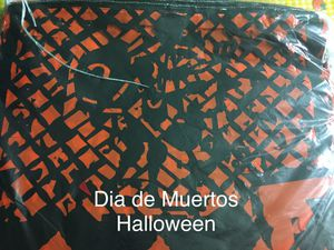 CDia de muuertos papel picado banner 13-15' largo. Cada uno. Mexico for Sale in Houston, TX