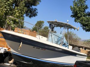 87 well craft sport fishing boat for Sale in Chino, CA