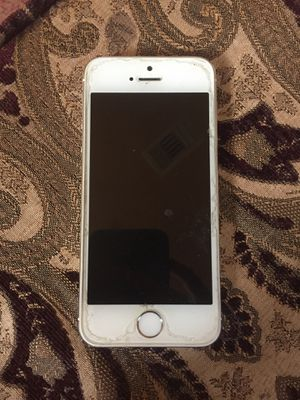iPhone 5 Gray for Sale in Inglewood, CA