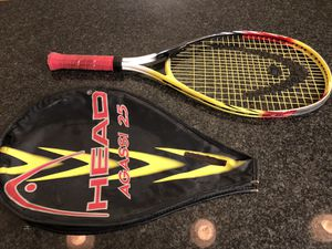 Head Agassi 25 Tennis Racket 3 7/8 for Sale in Washington, DC