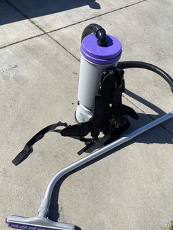 Backpack Heavy Duty Vacuum for Sale in Newark,  CA