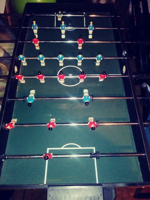 Fooz ball/air hockey table for Sale in Columbus, OH