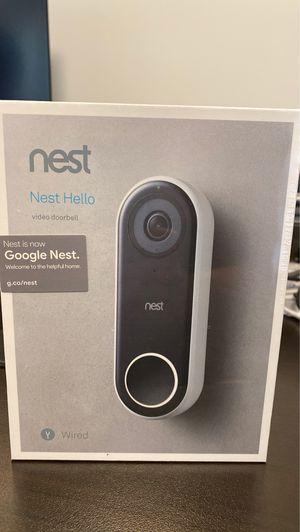 Nest Hello Doorbell for Sale in Fremont, CA