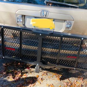 Folding Cargo Carrier(like New) for Sale in Columbia, SC