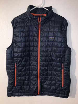 Patagonia nano vest for Sale in Sparks, NV