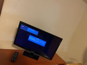 Samsung 24 TV for Sale in Seattle, WA