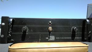 Biamp model TC/120 Professional Stereo Amplifier for Sale in Denver, CO