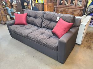 Sofa brown 🦃 Another Time Around Furniture 2811 E. Bell Rd for Sale in Phoenix, AZ