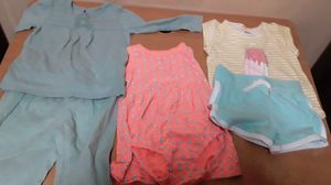 12 MONTH BABY GIRL CLOTHES ONLY $10 WILL DELIVER for Sale in Fort Lauderdale, FL