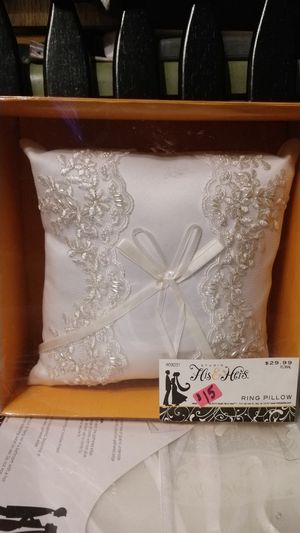 Wedding ring pillow for Sale in Acampo, CA