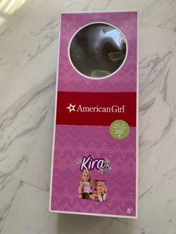 American Girl Kira 2021 for Sale in Cincinnati, OH