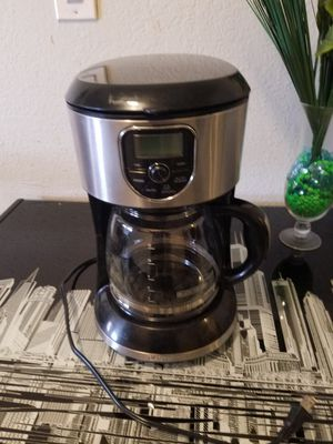 Black and Decker Coffee maker for Sale in Los Angeles, CA