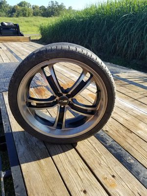 """5 lug 20"""" rims fit Toyota or Nissan for Sale in New Roads, LA"""