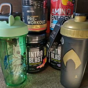 New Work Out Mix & Bottles for Sale in Santa Ana, CA