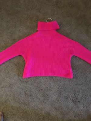 XS Sweater Croptop for Sale in Independence, OH