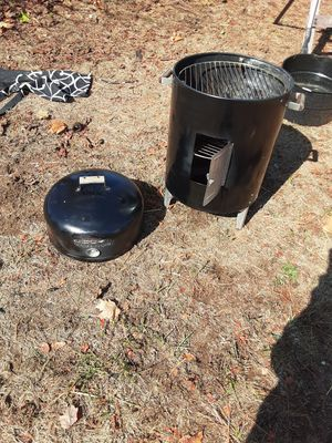 Bbq grill/smoker for Sale in Stanford, KY