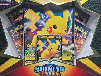 Pokemon Shining Fates Vbox PIKACHU for Sale in Whittier,  CA