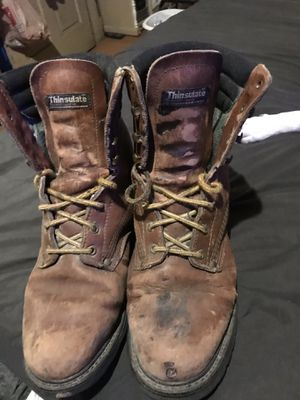 Work boots for Sale in Covington, KY