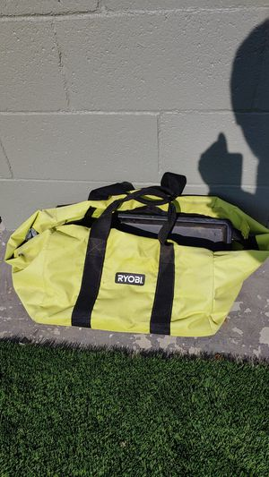 Ryobi tool bag. Big size for Sale in Ontario, CA