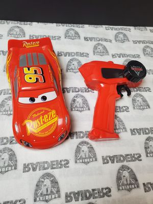 Cars Lightning Mqueen RC Toy for Sale in Santa Ana, CA