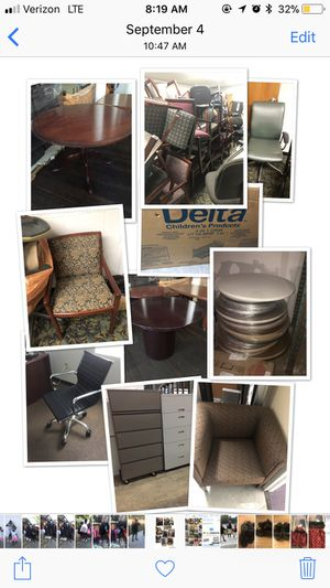 Office furniture for Sale in Avon, MA
