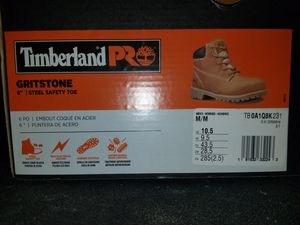 NEW Timberland Pro Work Boots - Men's Size 10.5 for Sale in Vallejo, CA