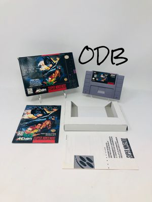 Batman Forever - Super Nintendo SNES for Sale in Kansas City, MO