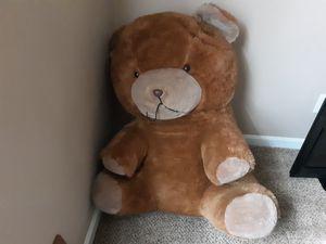 Large stuffed teddy for Sale in Riverdale, GA