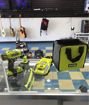 RYOBI 18v cordless drill for Sale in Dearborn Heights, MI