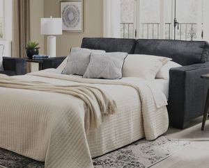👉 ♥️$39 down payment🎈- 🍃 Altari Slate Queen Sofa Sleeper | 87213 for Sale in Laurel, MD