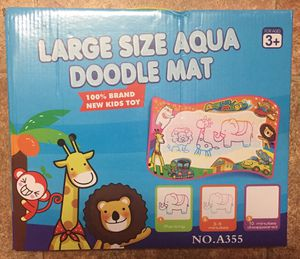 Aqua Magic Drawing Mat for Children- Brand New for Sale in Hudson, FL