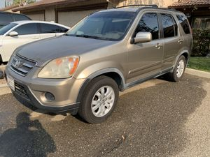2006 Honda CRV All Wheel Drive for Sale in Tracy, CA