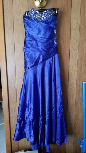 Masquerade blue prom dress for Sale in Delavan, WI