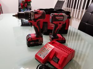 Milwaukee brushless combo for Sale in Los Angeles, CA