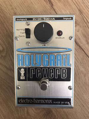 Electro-Harmonix Holy Grail Reverb for Sale in Culver City, CA