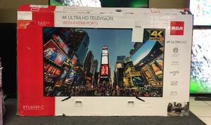 """55"""" RCA Led uhd HDR 2160p Tv for Sale in Fontana, CA"""