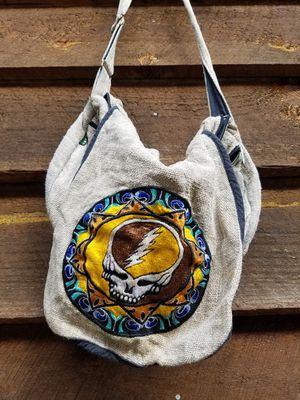 Grateful Dead hemp bag for Sale in Cosby, TN