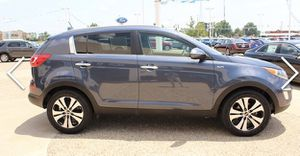2012 KIA Sportage EX for Sale in Quincy, IL
