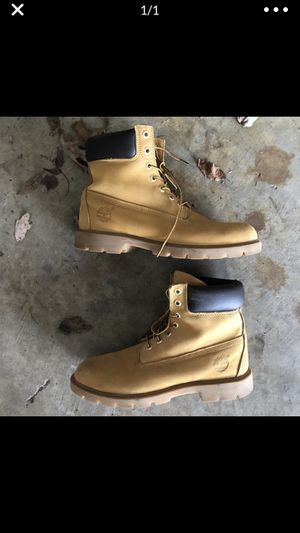 Men timberland size 9.5 for Sale in Montgomery Village, MD