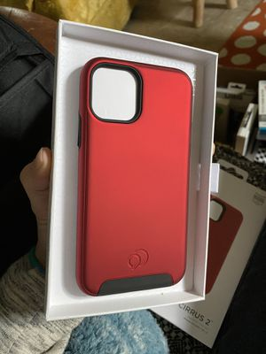 iPhone XS Case Red (BRAND NEW NEVER USED) for Sale in Oakboro, NC