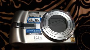 Lumix DMC-TZ3 with Case, Charger, Battery, and Optional Memory Card for Sale in Los Osos, CA