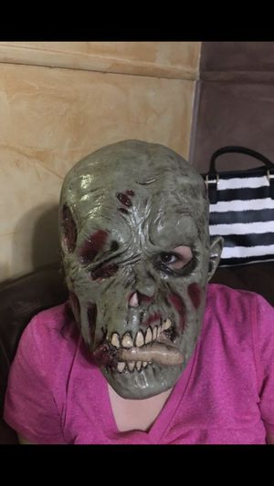 Zombie Halloween Mask for Sale in Dallas, TX