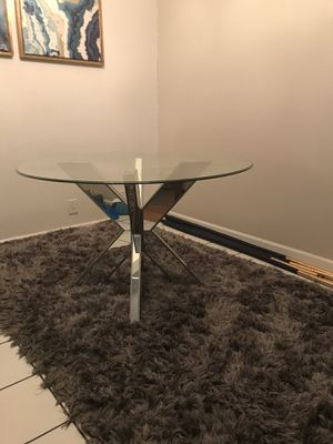 Mirrored Dining Table (ONLY) for Sale in St. Louis, MO