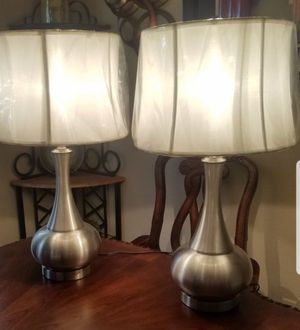 Brand new table lamps for Sale in Modesto, CA