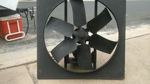 It's a vertical belt drive exhaust fan 24 in Long..... good condition imagery to fan your troubles away for Sale in Austin, TX
