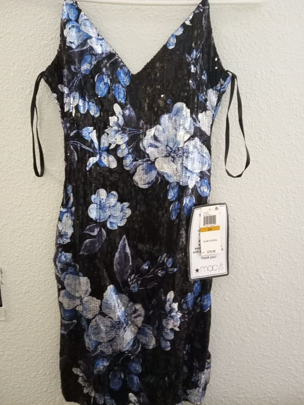 New size 3/4 dress